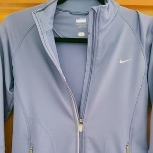 Nike Women's Dry fit full zip jacket size S